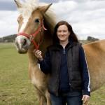 Milada,výcvik koní a jezdců